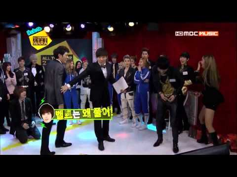 130104 All The K-POP WARA 2013 - Bigstar cut