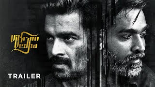 Vikram Vedha - Official Trailer