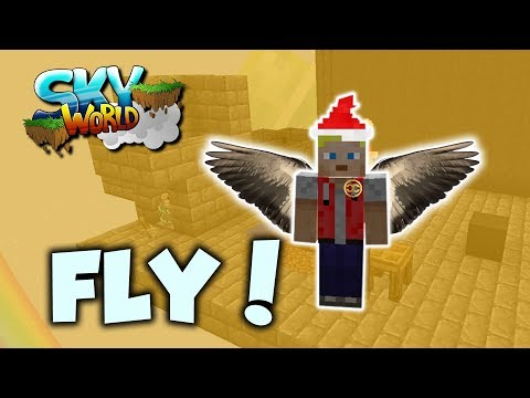 Creative Fliegen! Angel Ring! - #9 - Minecraft Sky World
