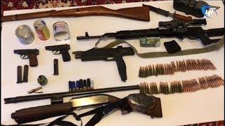 В Новгородской области была раскрыта мастерская по модернизации оружия и изготовлению патронов