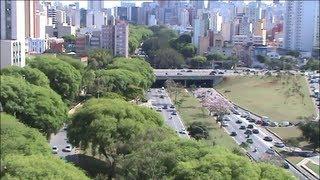 ダウンタウンサンパウロ-ブラジル