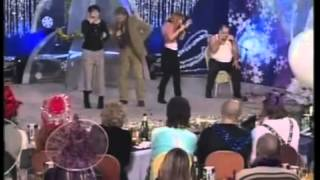 Интермедия Междугородний разговор в исполнении Рожковой, Маменко, Воробей и Дроботенко