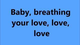 Breathing your love- Acustic version- Darin with Lyrics