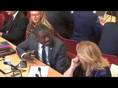 Intervention – Audition de Mounir Mahjoubi, secrétaire d'Etat chargé du numérique
