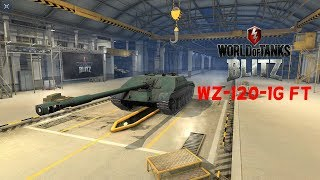 WZ-120-1G FT - World of Tanks Blitz