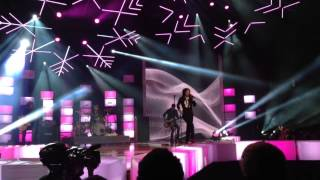 Fefe Dobson - Legacy (Live at Much Music's The Big Jingle 2013)