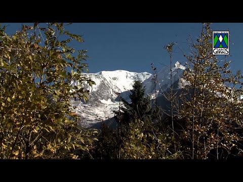 A la découverte de Saint Gervais Mont-Blanc en hiver
