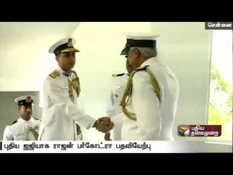 Rajan-Bargotra-has-assumed-charge-as-Coast-Guard-Commander-and-Inspector-General-of-Eastern-Region