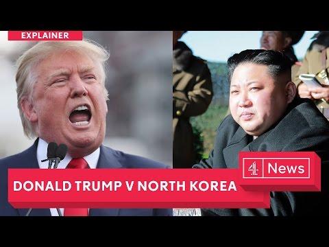 North Korea vs Trump explained: The latest as the US threatens military action against Kim Jong Un