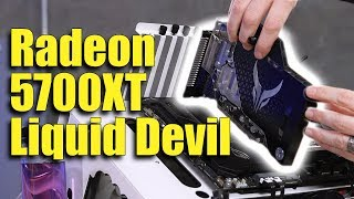 This is as good as it gets for AMDs Radeon 5700XT...