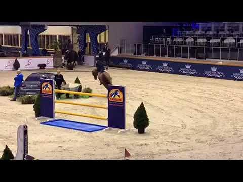 Herakles CSIYH Opglabbeek winning round