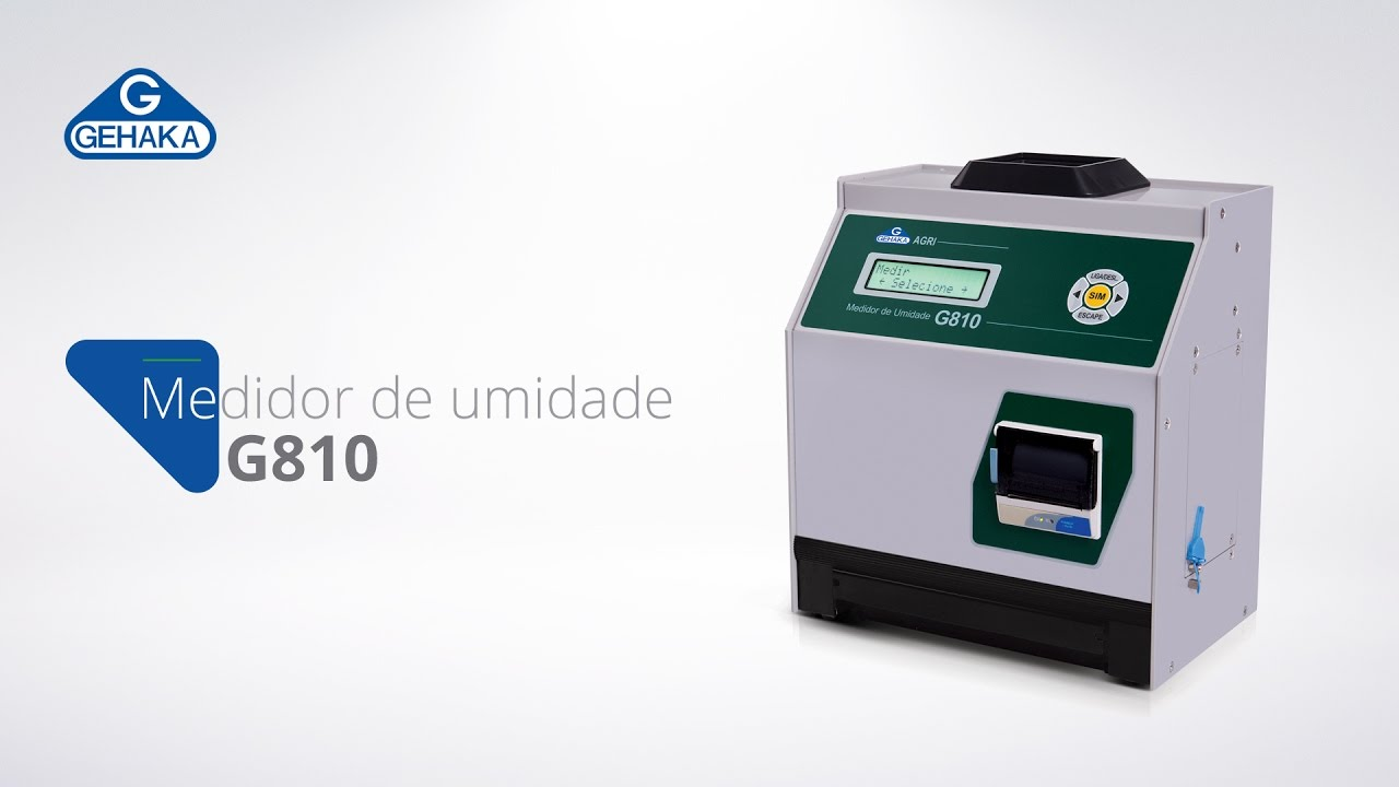 Video de demonstração do G810 IP