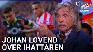 Johan: 'Hij is absoluut het grootste talent van Nederland' | VERONICA INSIDE
