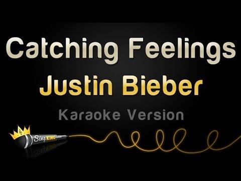 Justin Bieber - Catching Feelings (Karaoke Version)