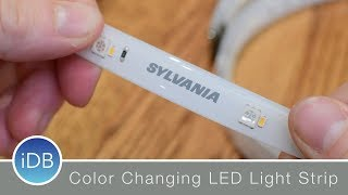 Sylvania Smart+ LED Light Strips are a Breeze to Use with HomeKit & Siri - Review