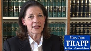 Elect Mary Jane Trapp 11th District Appeals