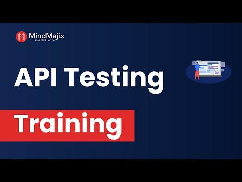 API Testing Course | API Testing Online Certification Training | API ...