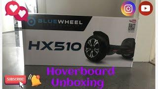 Bluewheel Hoverboard HX510 | Unboxing | Test | Ersteindruck