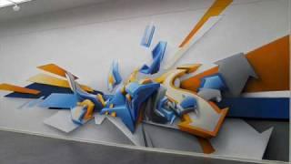 preview picture of video 'arte callejero tres coronas'