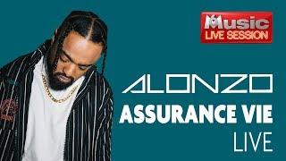 """""""Assurance Vie"""" En LIVE   Alonzo Pour Sa M6 Music Live Session"""