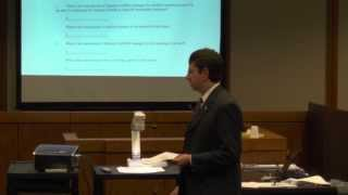 Closing Arguments in a whplash soft tissue injury trial Sarasota Florida
