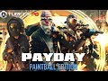 Police Assault Payday Paintball Scenario Paintball Mils