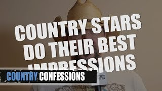 Country Stars Do Their Best Celebrity Impressions