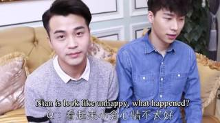 【Eng Sub】Uncontrolled Love WuDong Interview Room 03 不可抗力污咚采访间第三期