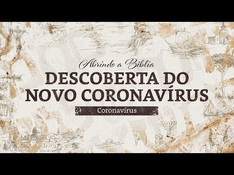 DESCOBERTA DO NOVO CORONAVÍRUS