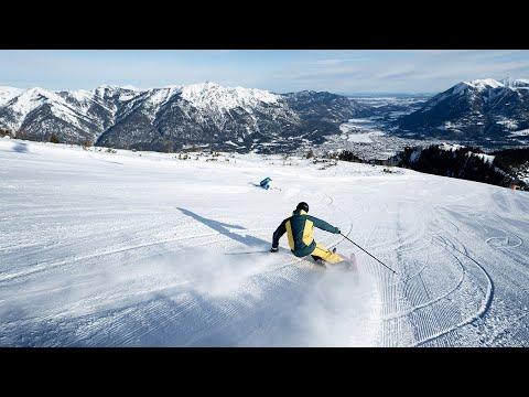 Skigebiet Garmisch-Classic in Garmisch-Partenkirchen