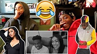 THIS VIDEO WAS JOKES 🤣 | WHO KNOWS ME BEST CHALLENGE *PATTY VS QUEEN* (REACTION)
