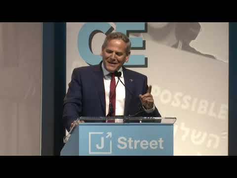 Nitzan Horowitz at J Street's 2019 National Conference