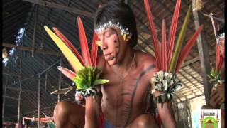 II Encontro de Xamãs Yanomami