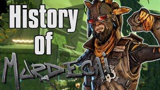 The History Of Mordecai - Borderlands