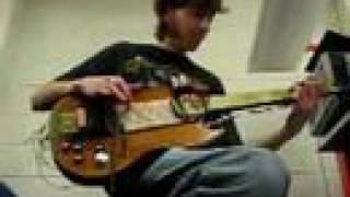 The Stringless Laser Guitar Video