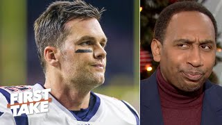 Stephen A.: 'We don't want to see the Patriots in the Super Bowl this year' | First Take