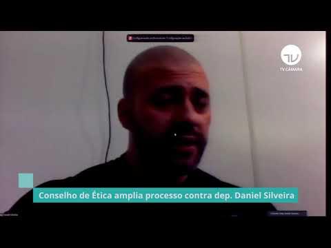 Conselho de Ética amplia processo contra Daniel Silveira - 12/03/21
