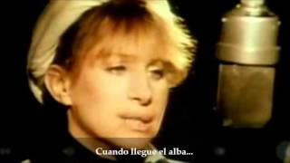 "Barbra Streisand -""Memory""- From CATS - (Sub. español)"