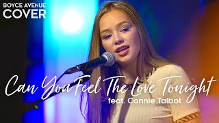 Can You Feel The Love Tonight (The Lion King)   Elton John (Boyce Avenue Ft. Connie Talbot Cover)