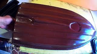 Корпус для рыболовного кораблика своими руками