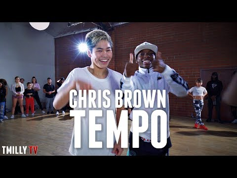 Chris Brown - Tempo - Choreography by Alexander Chung - #TMillyTV #Dance