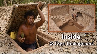 Building Underground House With Underground Swimming Pool - 2 - YouTube