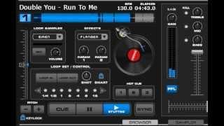 Double You - Run To Me (HQ Audio Yazoo sampled)