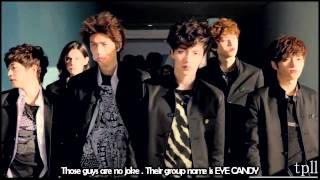 Shut Up Flower Boy Band - Wake Up - Eye Candy
