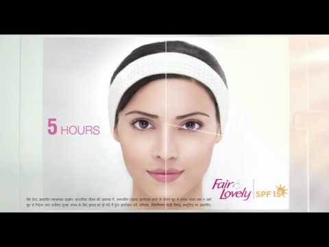 Fair & Lovely SPF – The Sun Challenge