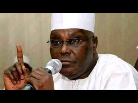 Latest Interview With Atiku Abubakar on His Mission