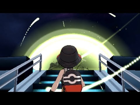 UK: Darkness Approaches the Alola Region in Pokémon Ultra Sun and Pokémon Ultra Moon!