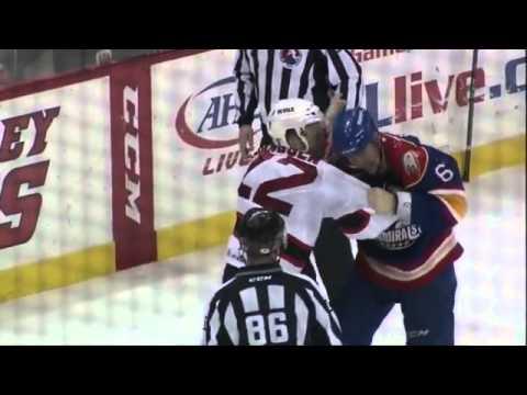 Cam Janssen vs. Nathan McIver