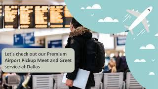 Airport Assistance Service in Dallas  DAL - Jodogoairportassist