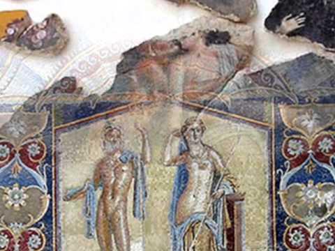 Musica della Antica Roma:  Magna Mater- Synaulia. -Walter Maioli.  ***Ercolano.